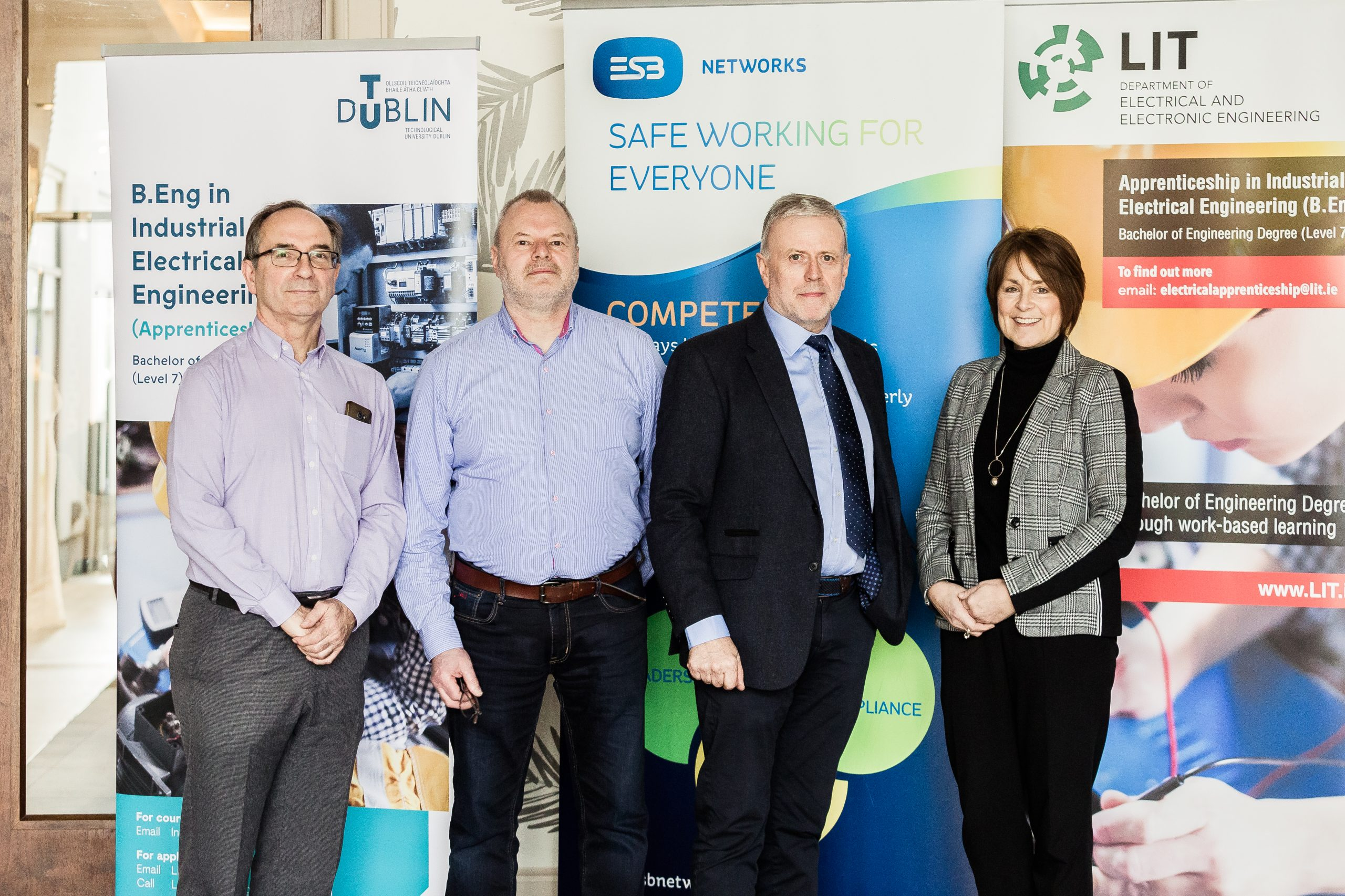 LIT and ESB Networks Collaboration